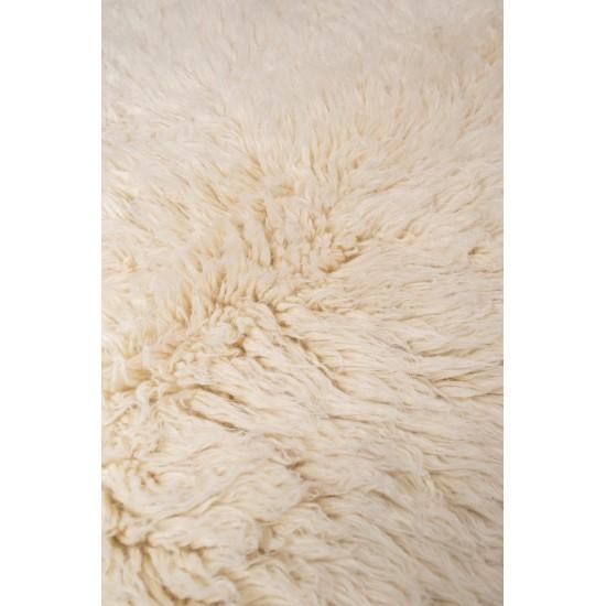 FLOKATI NATURAL WHITE – ROUND 1700gr