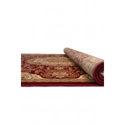 ISFAHAN 2879A-RED-CREAM