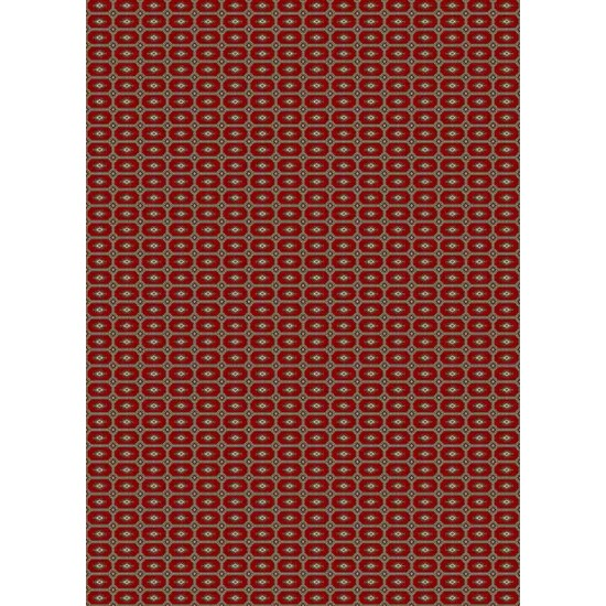KIRMAN 6831-1018 RED
