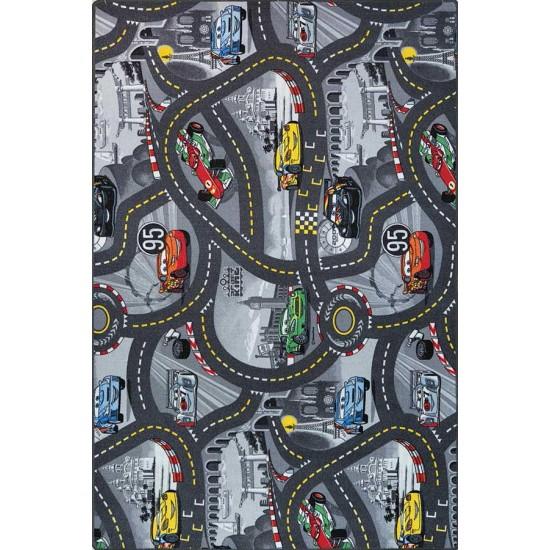 MOKETA WORLD OF CARS 2 GREY