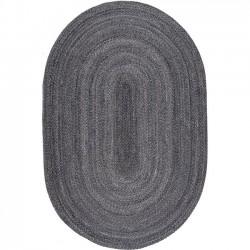 NAF NAF MARIVAN Charcoal-Grey OVAL