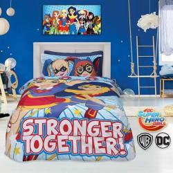 SUPER HERO GIRLS 5005 ΣΕΤ ΚΟΥΒΕΡΛΙ ΜΟΝΟ