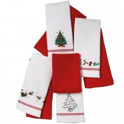 DAS HOME 0601 CHRISTMAS ΠΟΤΗΡΟΠΑΝΑ ΣΕΤ 2ΤΜΧ 40X60